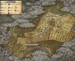 Celá mapa
